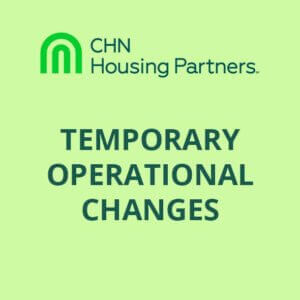CHN Temporary Operational Changes During Coronavirus Outbreak